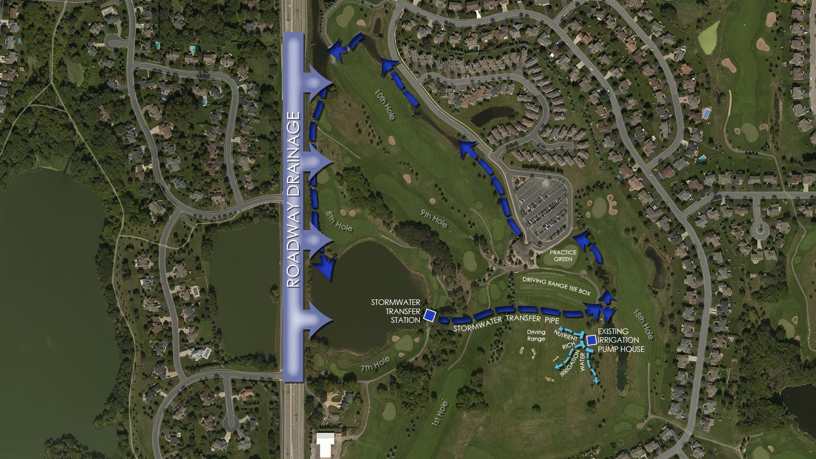 Eagle Valley golf course stormwater plan